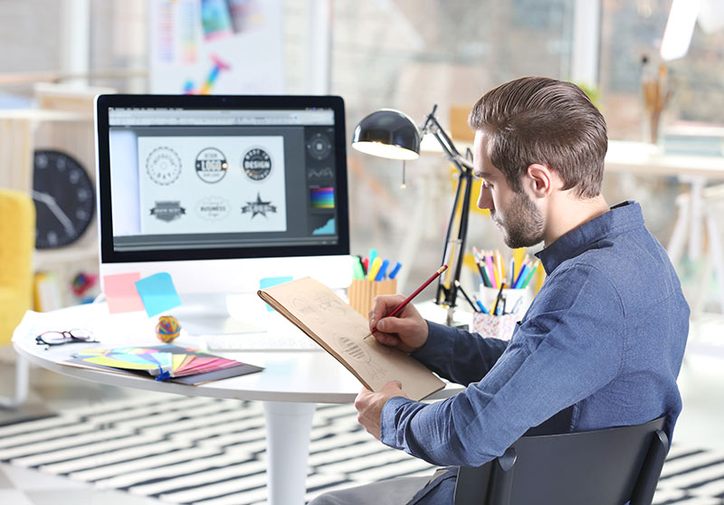 Cómo hacer un diseño gráfico, las bases para crear diseños profesionales.