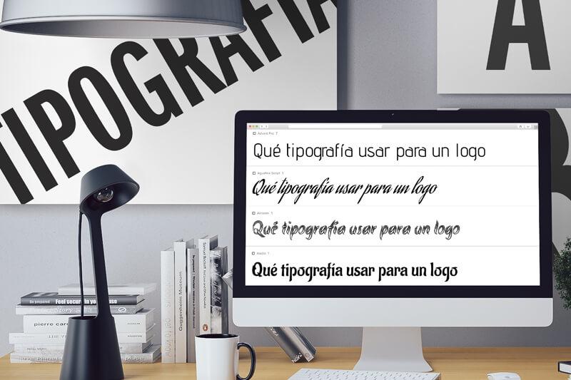 En un proyecto de Branding, en la fase de creación de una imagen corporativa, es fundamental saber qué tipografía usar para un logo.