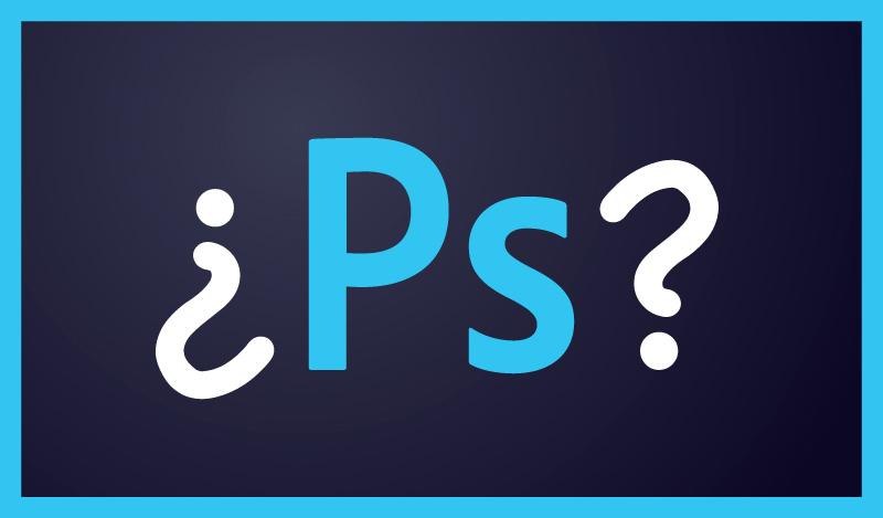 Qué es y para que sirve photoshop, herramienta de retoque fotográfico e ilustración.