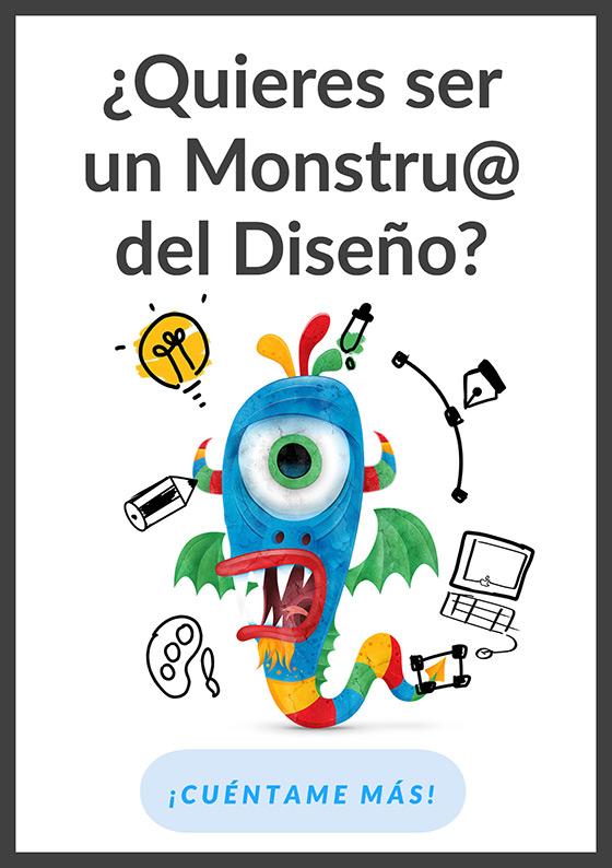Suscripción a Monstruos del Diseño
