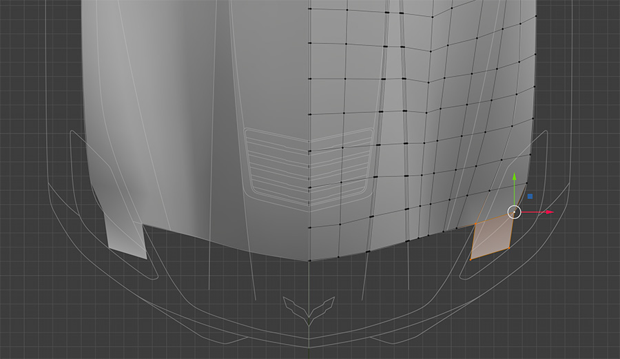 Modelado 3D Poly by Poly.
